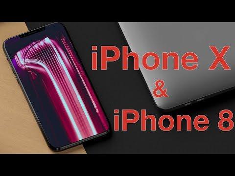 3 NEUE iPhones(iPhone 8 & iPhone X), Apple Watch Series 3, HomePod uvm. - KEYNOTE (GERÜCHTE) SUM UP