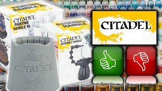 Pass or Fail: Citadel Painting, Assembly Handle & Water Pot