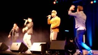 Blue- Fly By II (live Admiralspalast Berlin, 16.03.2013)