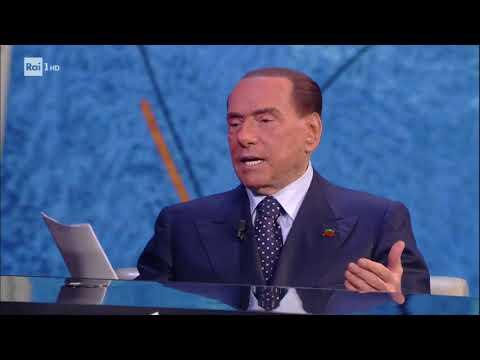 """Berlusconi: """"Il nostro candidato premier? Il generale Gallitelli"""" - Che tempo che fa 26/11/2017"""
