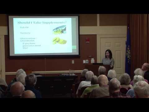 Presentation By Elisabeth Matson, DO Of Core Rheumatology