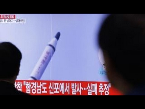 Concerns over North Korea's ability to launch EMP attack