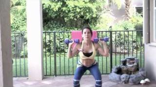 Fitness - Strength Cardio Fat Blasting Workout with Laura London