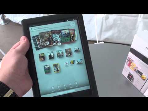 Barnes & Noble Nook HD+ Hands-On