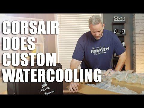 Is Corsair ready for Custom Watercooling?? Hydro X Series