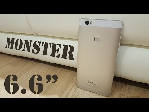 """Honor NOTE 8 Review: 6.6"""" MONSTER"""
