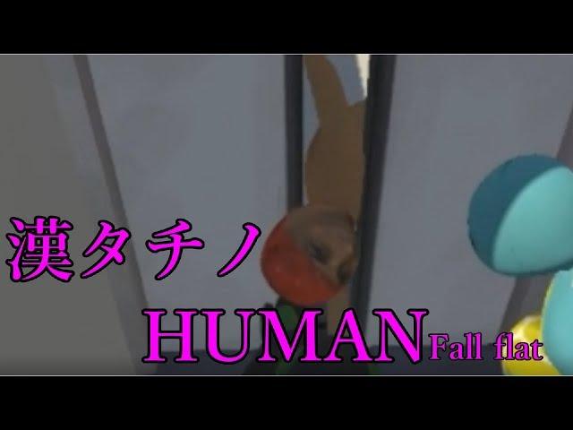 【HumanFallFlat】いや普通に面白いなこれww