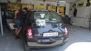 Immobilizer Nissan Micra Ta'mirlash uchun