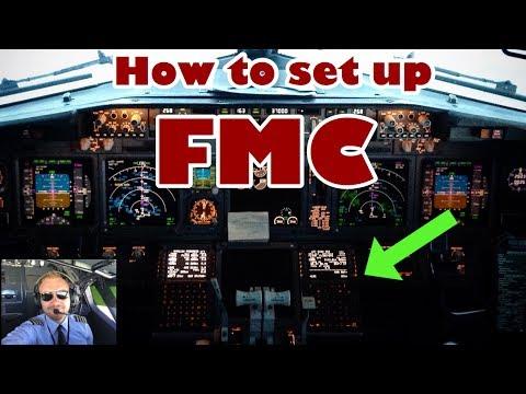 Full FMC setup - Boeing 737NG
