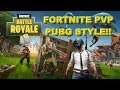 Fortnite Update! PUBG style PVP!