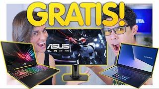 PORTÁTILES GAMING de ASUS ¡¡¡¡GRATIS!!!!