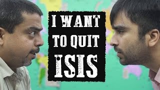 """EIC: """"I Want To Quit ISIS"""""""