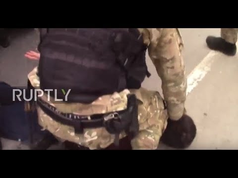 Russia: FSB detain members of alleged IS cell in Rostov region