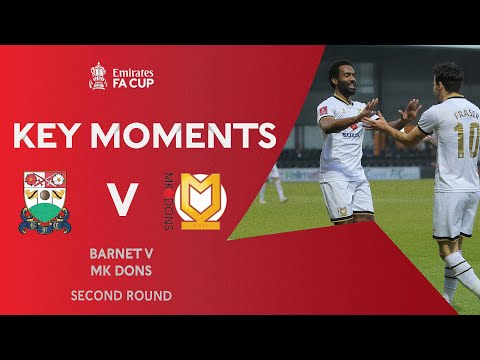 Barnet Milton Keynes Goals And Highlights