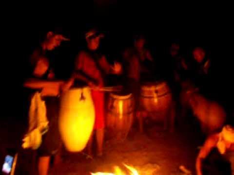 El propio candombe en Tenerife muchaco!!!
