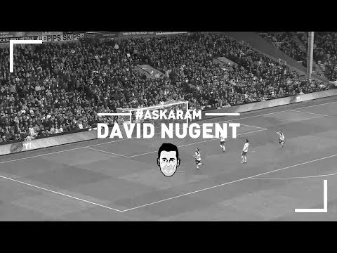 #AskARam ❓ | David Nugent | Episode Two