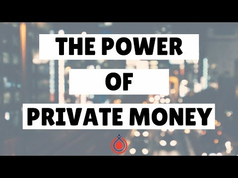 The Power of Private Money - Interview with Susan Lassiter-Lyons