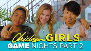 Chicken Girls | Game Nights Part 2