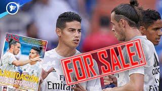 Le Real Madrid prépare un grand ménage | Revue de presse