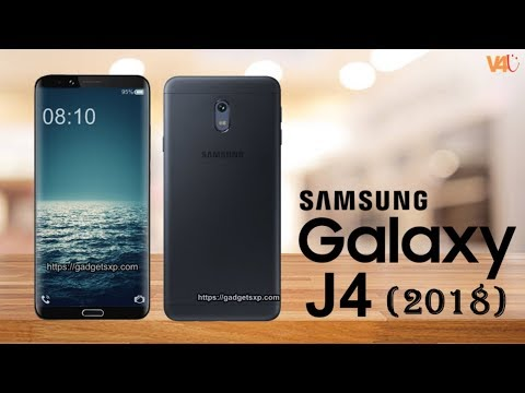 Samsung Galaxy J4 (2018) Release Date, Price, Specifications, Features, Camera, First Look, Launch
