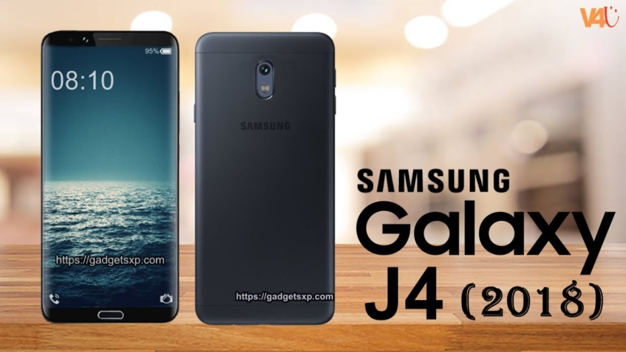 Samsung Galaxy J4 2018 Release Date Price Specifications