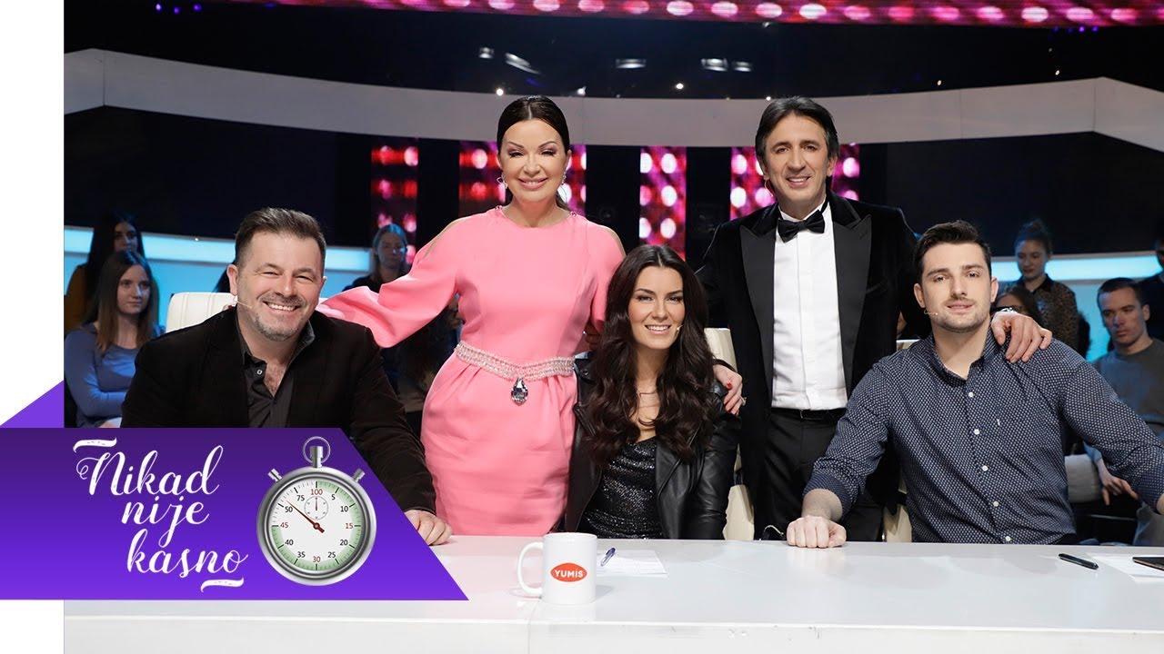Nikad nije kasno - Cela emisija 21 - 10.02.2019.