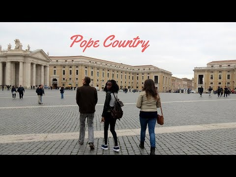 Vatican Art Gallery   | Travel Vlog