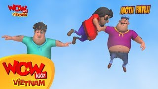 Motu Patlu Siêu Clip 27 - Hai Chàng Ngốc - Cartoon Movie - Cartoons For Children