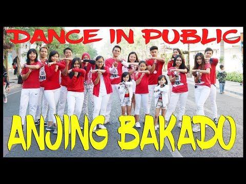 GOYANG ANJING BAKADO - BALASAN ANJING KACILI TETEW - DANCE IN PUBLIC - Choreography By Diego Takupaz
