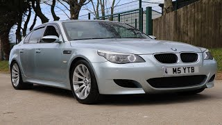 I BOUGHT THE *CHEAPEST* BMW E60 M5 YTB IN THE UK FOR £4000 ( DURING LOCKDOWN)
