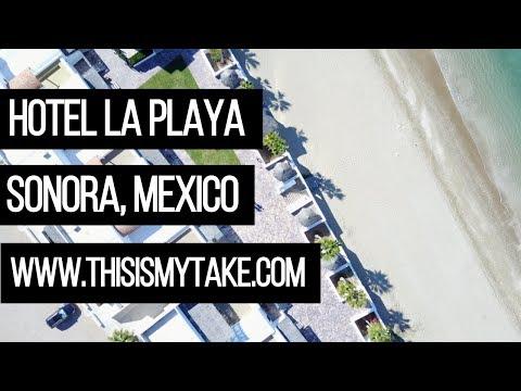 Bahía de Kino, Sonora, México (Hotel La Playa)