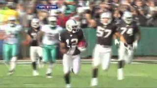 Jacoby Ford Raider Highlights