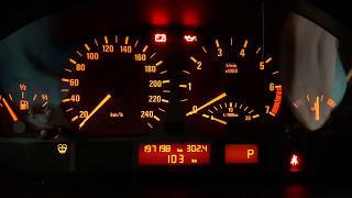 Сброс межсервисного интервала BMW e46 & e39 ! Oil service BMW e46 !