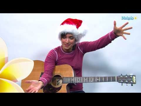How to Play White Christmas on Guitar