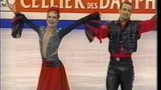 Irina Lobacheva & Ilia Averbukh RUS - 2002 European Championships OD
