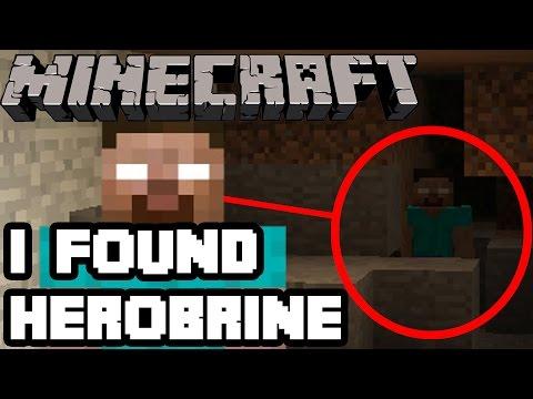 Minecraft - Finding Herobrine Episode 1
