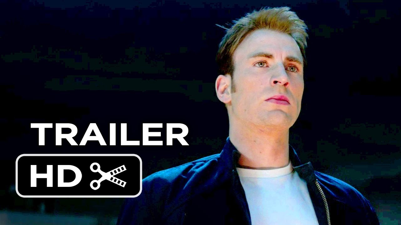 Captain America The Winter Soldier Official 4 Min Preview Trailer 2014 Marvel Movie Hd
