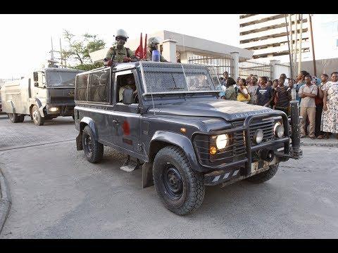 🔴LIVE: Hafla Polisi wakipokea magari ya doria Dar es salaam