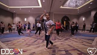 Pine & Ginger | Desi Dance Convention 2019 | Class Footage