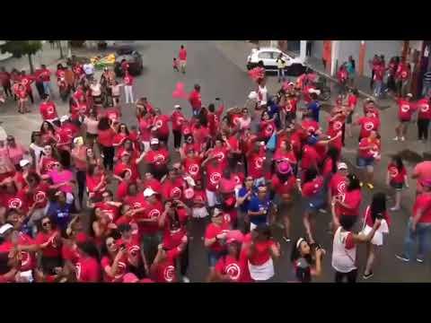 Live Meio-Dia e Meia 8ª Caminhada Outubro rosa; Arrastão  em Salvador; 30 anos da Passo a Passo