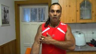 Jak posilovat doma III-Jak cvičit biceps