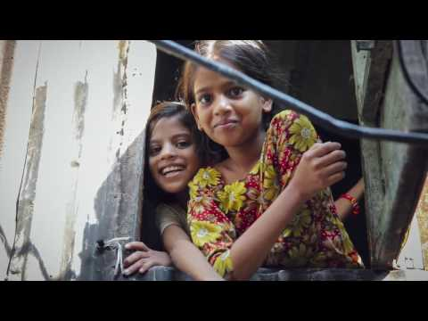 The Dharavi Slums