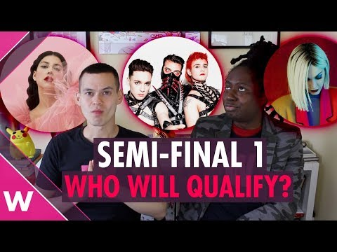 Eurovision 2019: Semi-Final 1 qualifiers prediction