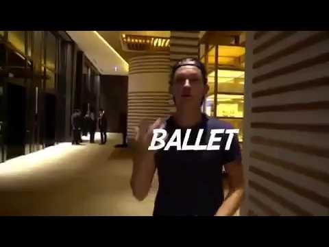 Tom Holland, Harrison & Jacob. || Ballet. | SM HOMECOMING