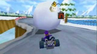 Mario Kart DS Codes: Course Object Codes (Over 300 Codes!)
