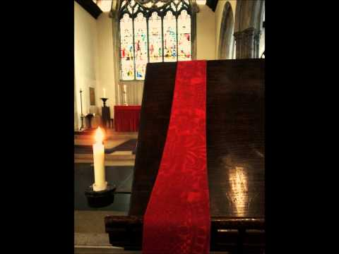 Palm Sunday Service, St. Edward King and Martyr Church, Cambridge