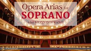 Opera Arias for Soprano and Mezzosoprano - OperaOke (Karaoke with Lyrics / Instrumental)