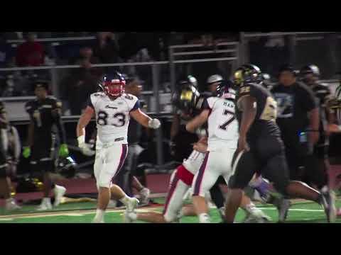 Campolindo At Hayward Football | Grant Harper Vs Treyton Wilson 09.20.19