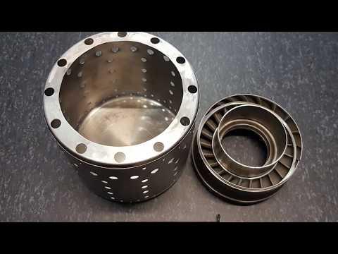 Handmade Jet Engine,