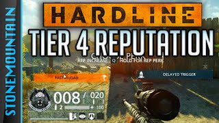 Battlefield Hardline TIER 4 Reputation Perk - Details and Tips for Syndicate Assignments